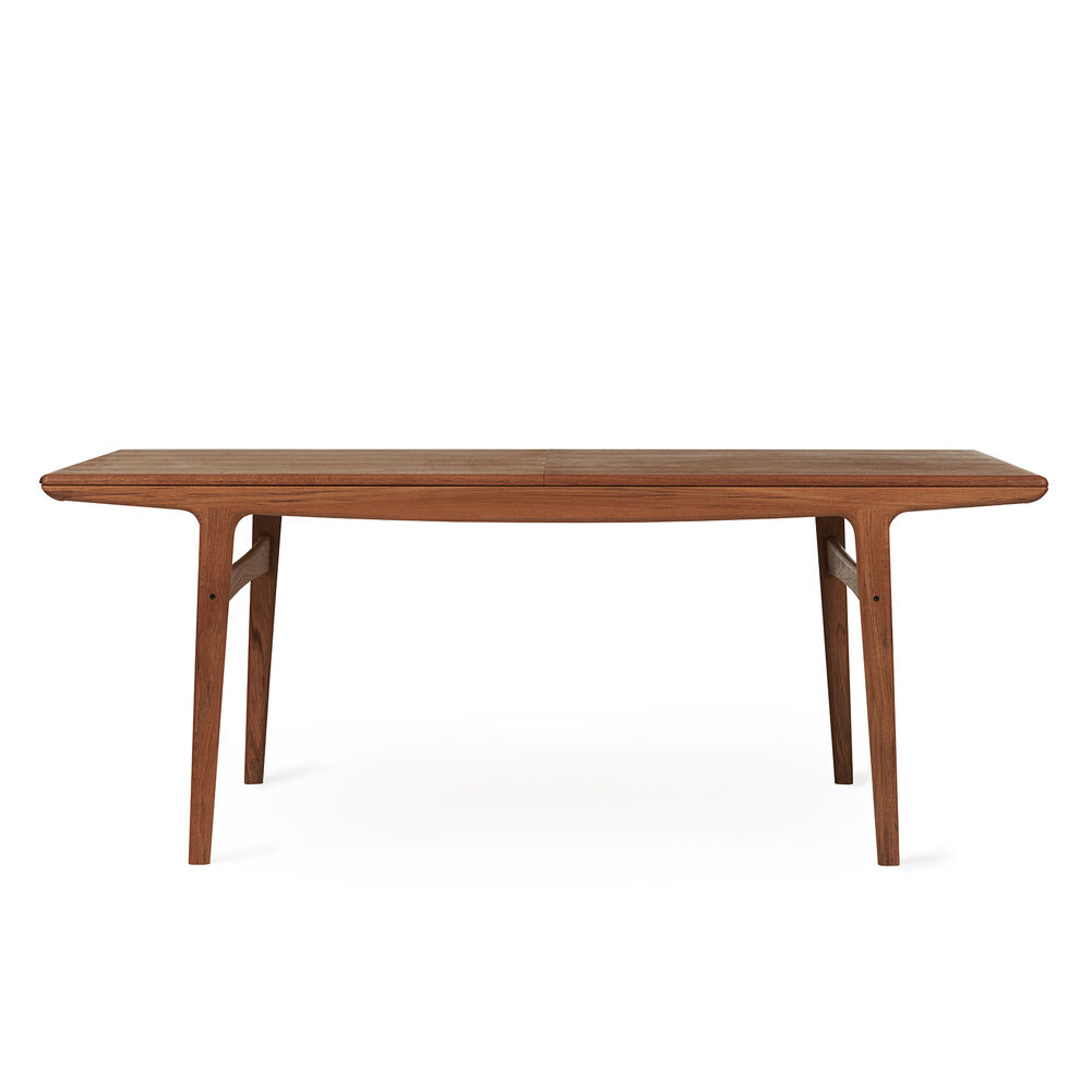 Evermore dining table in teak, 190 cm.