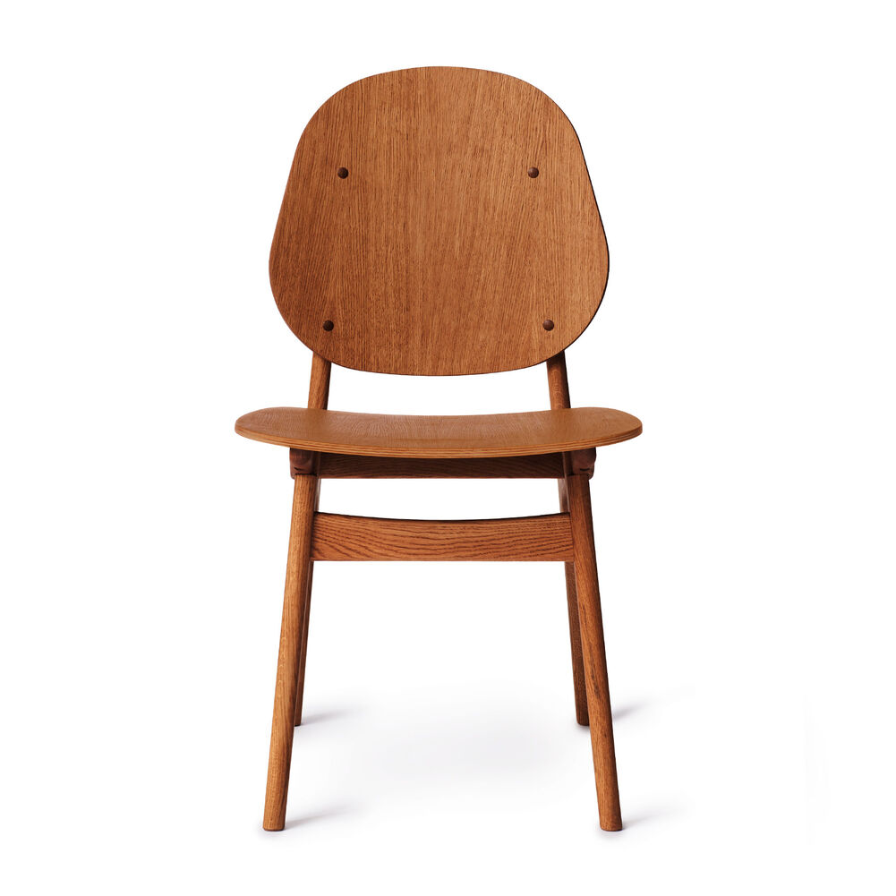 Teak noble dining chair