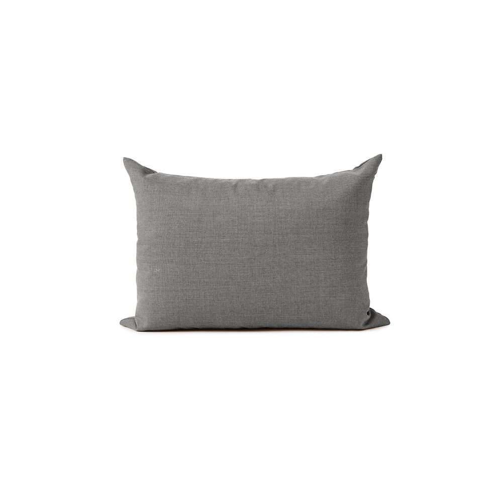 Galore sofa cushion in grey melange.