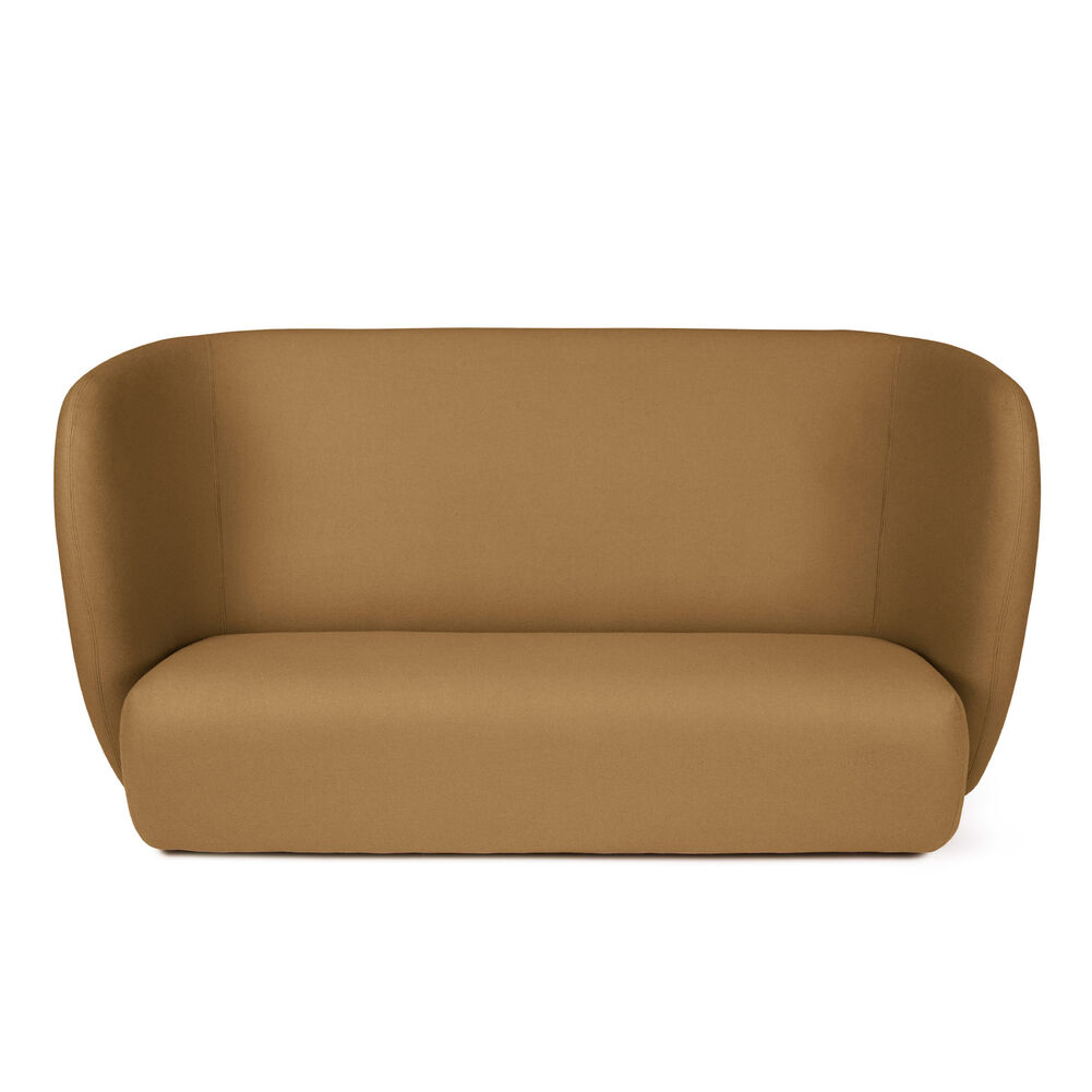 Haven sofa in olive colour
