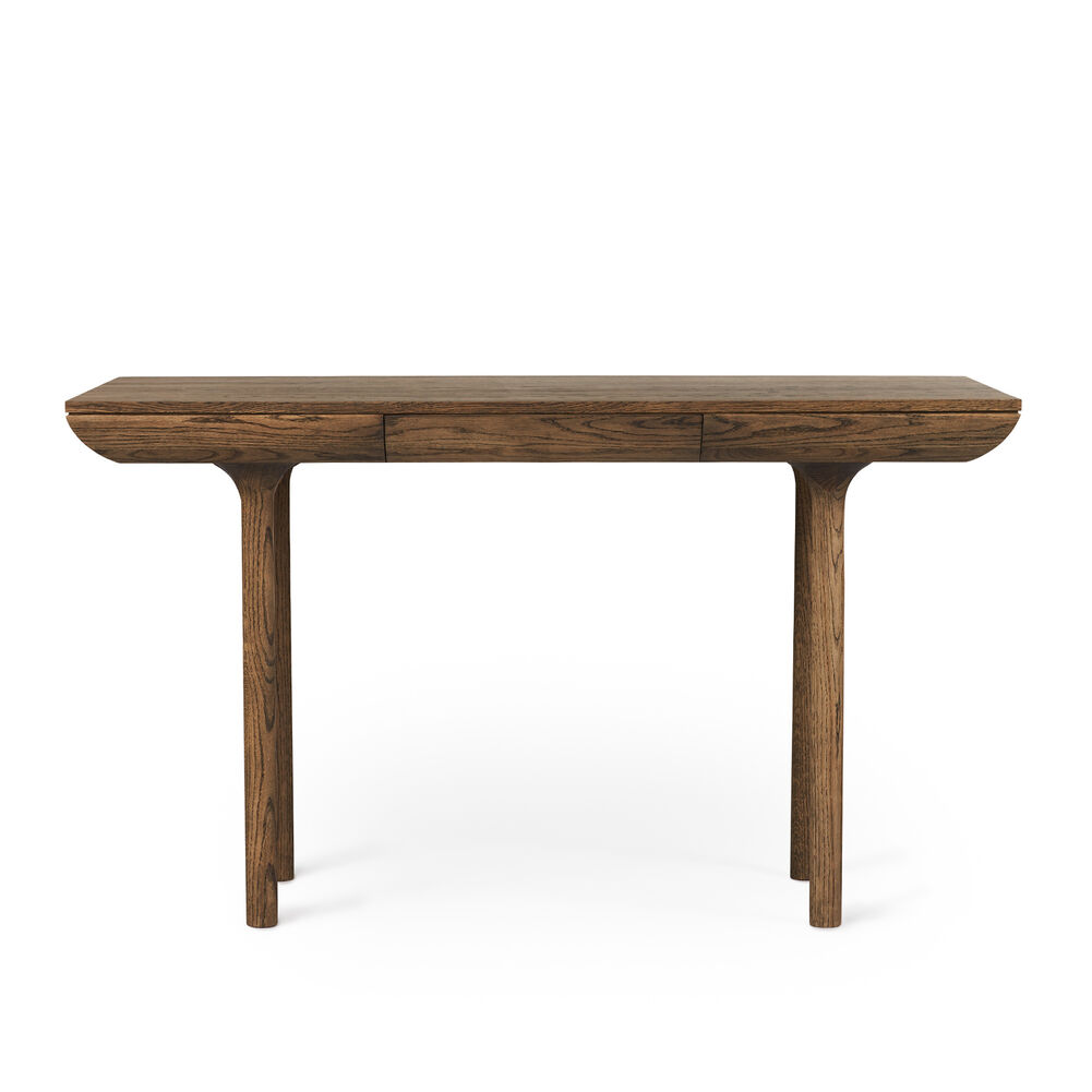 Rúna desk in smoked oak