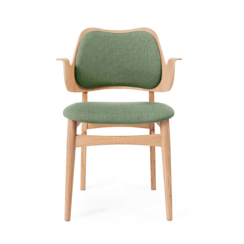 Gesture Chair in sage green