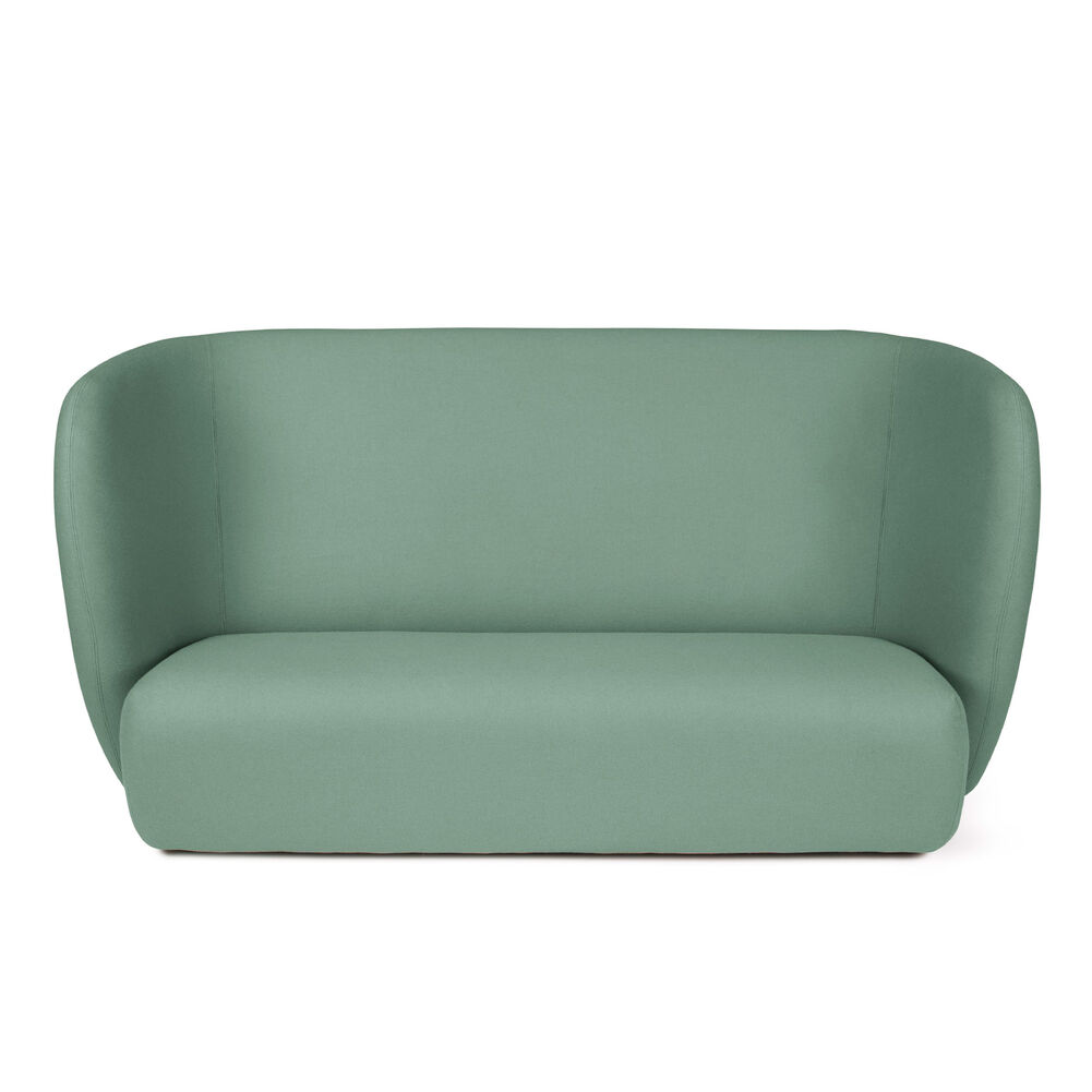 Haven sofa in jade colour