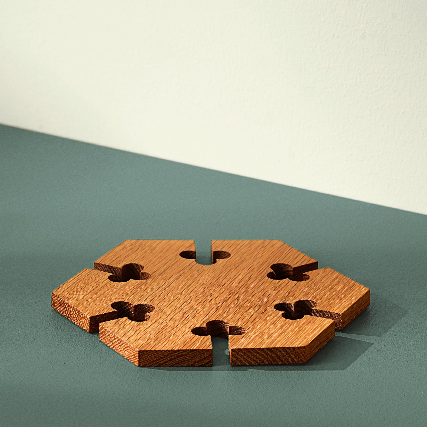 Gourmet Wood Trivet, , environment