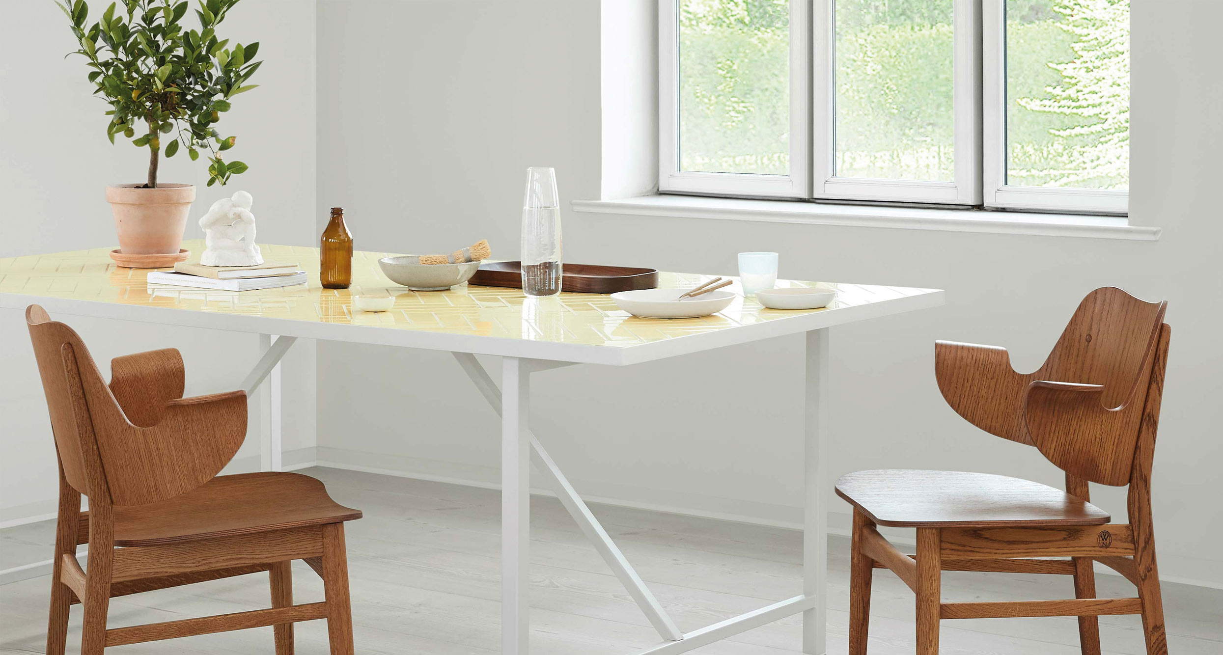 Dining tables, Warm Nordic
