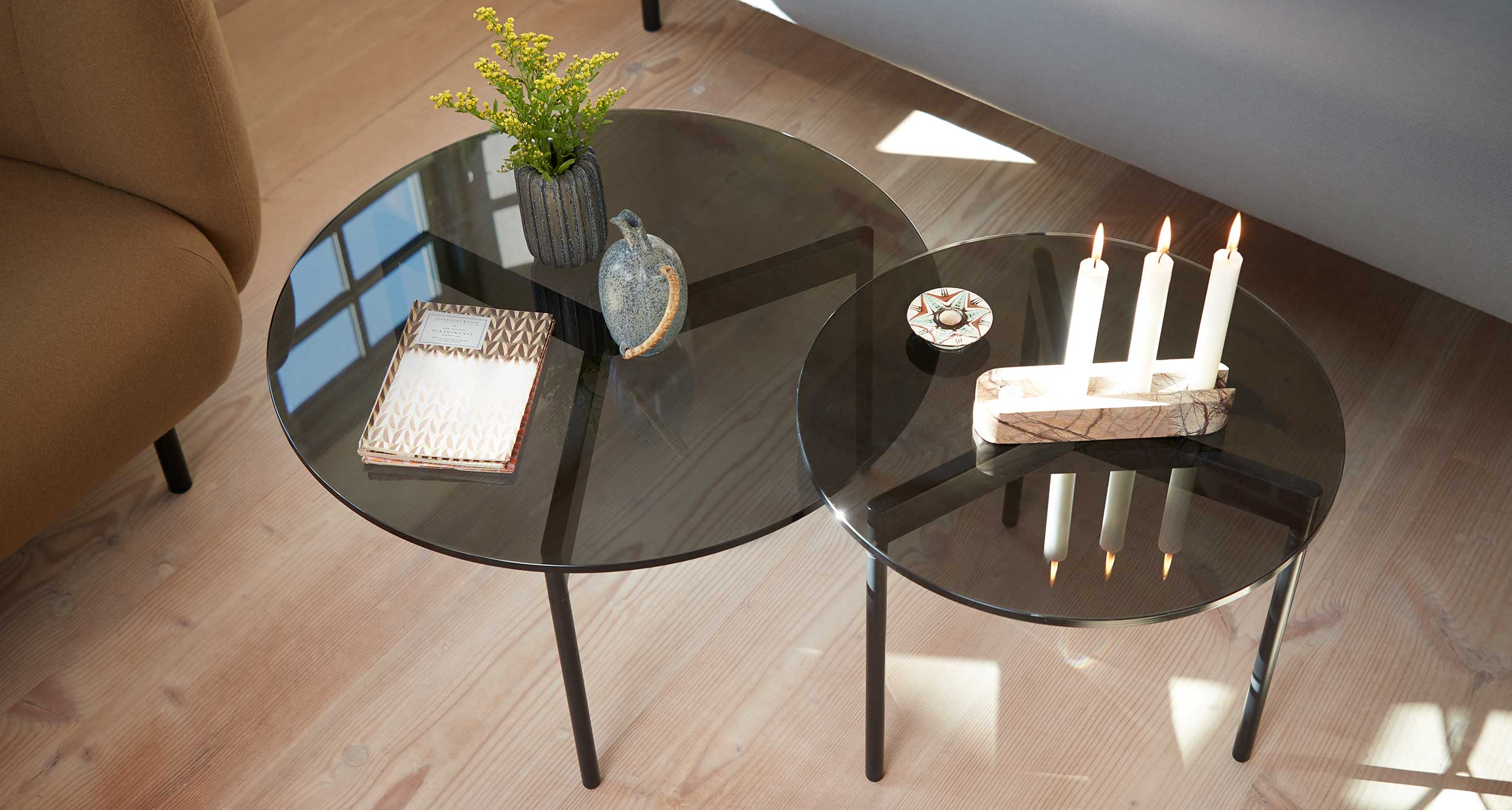 Coffee tables & side tables, Warm Nordic