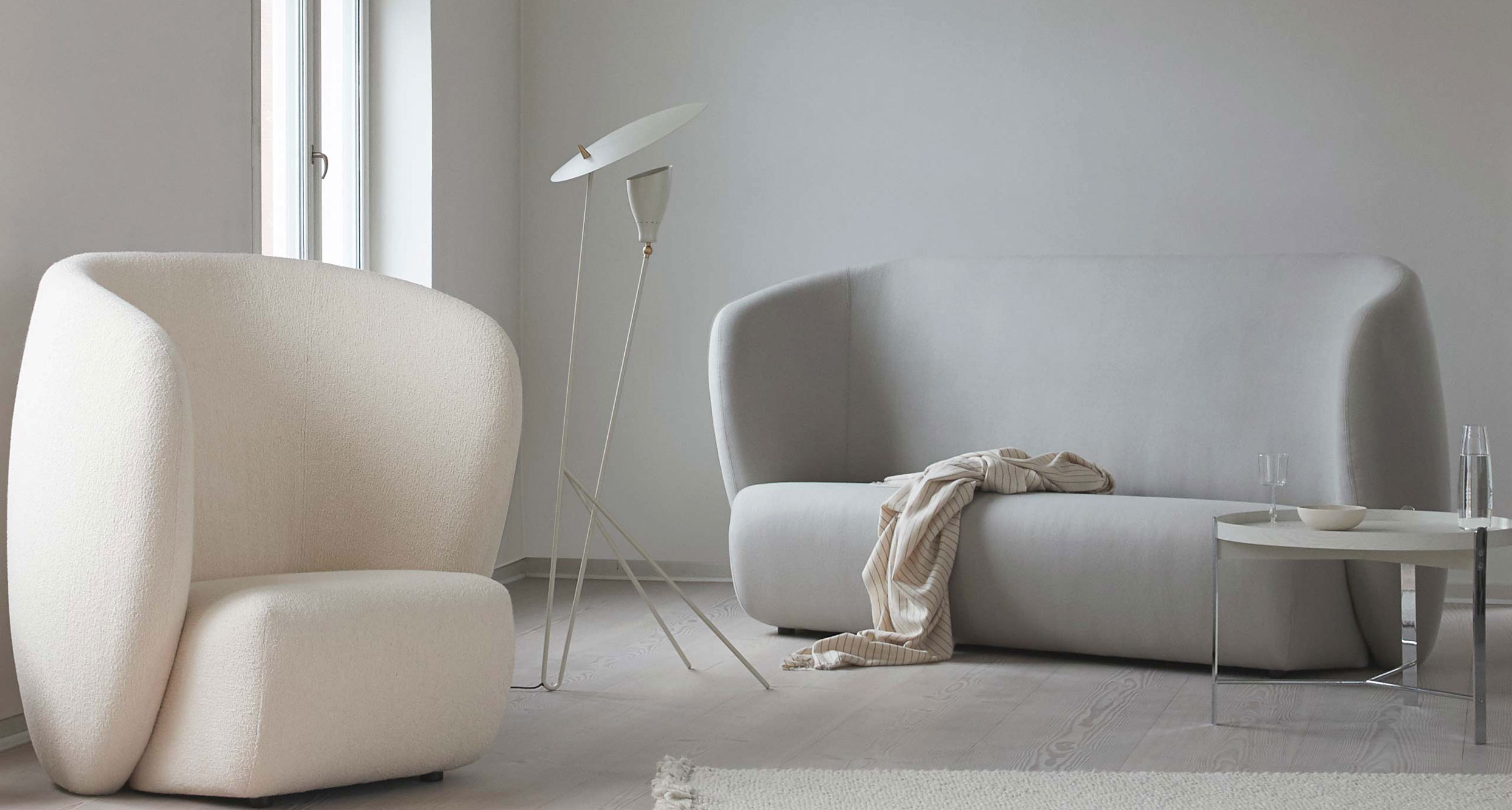 Floor lamps, Warm Nordic